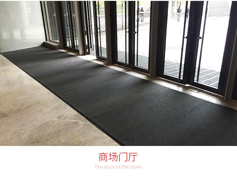 雨天防滑系数用地垫来降低-地垫厂家