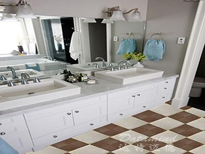 洗手间防滑地垫