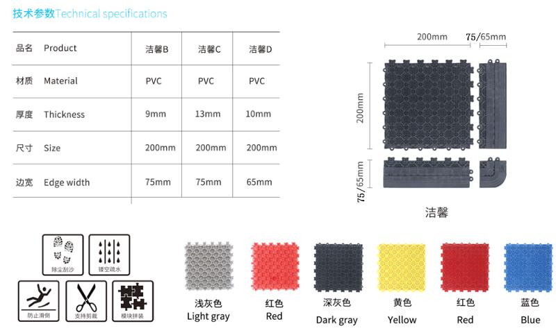 DM900B可选颜色及规格详细