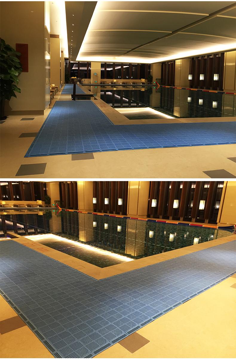 地垫PVC可擦洗防滑地垫介绍-地垫厂家